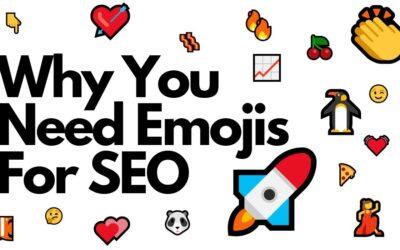 Implementarea emoji-urilor in campaniile SEO
